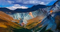 Altai mountains, Central-East Asia