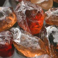 Zircon - Root Chakra. Helps prevent listlessness, melancholy and depression. Also helps ground and clarify spiritual experiances and any tension that may arise from psychic experiences.