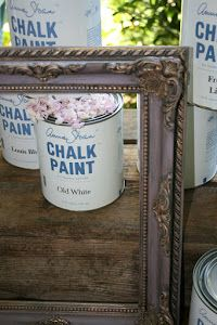 Now Selling Annie Sloan Chalk Paint. Chalk paint makeovers. Lots of before & after pics