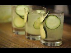 ▶ How to Make The Green Beast Cocktail - Liquor.com - YouTube