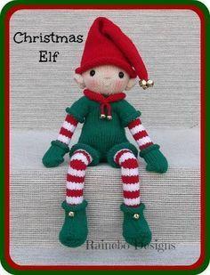 Knit Christmas Elf   Craftsy