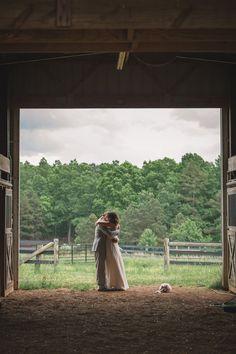 Jenny and Josh Villapando North Carolina Farm wedding Photo By Frantz Photography