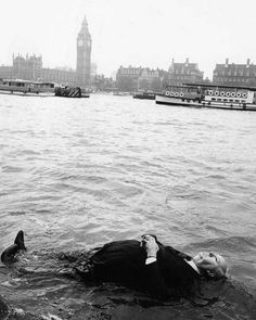 river thames - alfred hitchcock