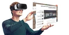 Of all the things to be excited about regarding virtual reality - gaming, 360-degree movies, and all sorts of cool new experiences - the last thing I expec