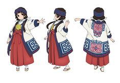 Kuma Miko: Girl Meets Bear Anime Unveils More Cast, April Debut, Character Visuals - News - Anime News Network