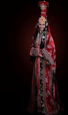 MONGOLIAN QUEEN COSTUME | Flickr - Photo