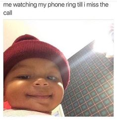 """75 Introvert Memes - """"Me watching my phone ring till I miss the call."""" 75 Introvert Memes - """"Me watching my phone ring till I miss the call. Super Funny Memes, Stupid Memes, Stupid Funny, Funny Stuff, Funny Things, Random Stuff, Funny Relatable Quotes, Funny Quotes For Teens, New Memes"""