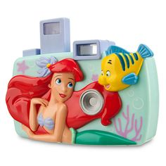 Ariel Toy Camera | Small Toys & More | Disney Store