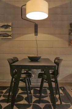 Un appartement gris très cosy - Sonia Saelens déco | Small ...