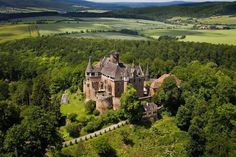 Berlepsch Castle, Göttingen, Germany