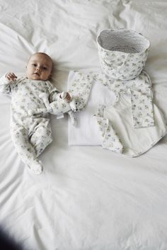 Little lambs for little people. 100% cotton baby bits for cosy toes. | #CathKidston