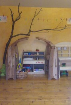 Waldorf Play Space Tree- can we drag something like this in???