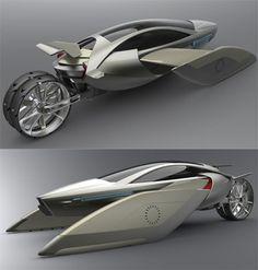 High-Tech 360: Yee! Flying car