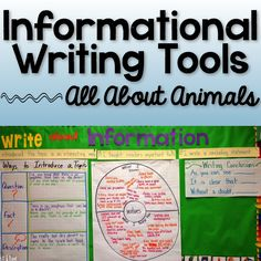 Informational & Expository Writing
