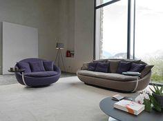 Curve Modern Living Room Furniture