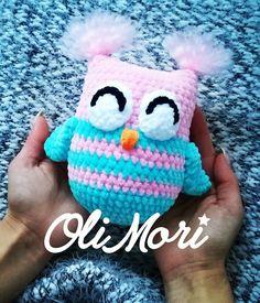 #OliMori #crochet #crocheting #owl #amigurumi #HimalayaDolphinBaby #crochetowl #szydełko #szydełkowanie #sowa #szydełkowasowa #maskotka…