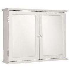 Bathroom Cabinets John Lewis john lewis st ives double towel cupboard | john lewis, bathroom