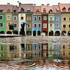 Poznan, Poland (by Michał Koralewski)