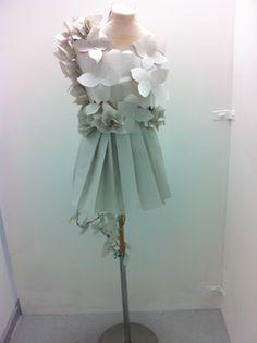 my paper dress