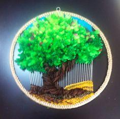 Árbol de la vida telar