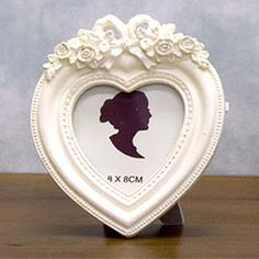 "mini photoframe ""heart"""