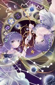 gemini [Zodiac Constellations] by Ayasal