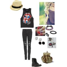 """Harry Styles Girl:) 2"" by rachspice on Polyvore"