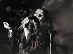 JANIS JOPLIN, STRAIGHT THEATER, 1968 - I've always felt that Janis was an artist whose recordings never captured the thing that made her so great as a live performer. Her recordings sound to me, especially the later ones, a little too stylized, a little difficult to listen to. I saw her perform three or four times and she was absolutely electrifying, powerful and vulnerable. As these photos show, her face was very expressive when she sang. These were taken at an old theater on Haight Street…