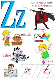 Creionasul cel istet si prietenii: Alfabetul (cu ilustratii) COD 04 Early Education, Kids Education, Learning The Alphabet, School Lessons, Cool Kids, Montessori, Back To School, Kindergarten, Crafts For Kids