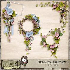 Eclectic Garden - Clusters