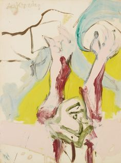Untitled (1968) Willem de Kooning