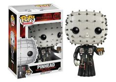Funko Pop Horror - Hellraiser Pinhead Pop! Vinyl Figure