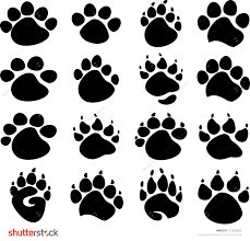Image result for silhouette tiger claw