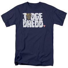 Judge Dredd: Logo T-Shirt