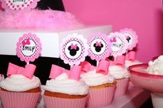 """Photo 4 of 30: Minnie Mouse Pink / Birthday """"Minnie Mouse Pink""""   Catch My Party"""