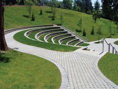 Afbeeldingsresultaat voor outdoor amphitheatre