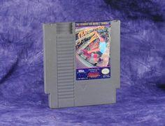 Vintage Nintendo NES Game 8-Bit Skate Or Die 2 By Electronic Arts 1990