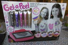 Gel A Peel Review - jewellery making kit - Eva Lily - A Lifestyle Blog