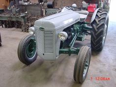 1955 Harry Ferguson TO 35 utility tractor. Rebuilt engine (sleves and pistons) 010-010 crank, new pistons and rings,new valves, springs, camshaft and lifters, new timing gears, new rod and main bearings, new oil pump, new clutch, new radiator, new top and bottom hoses and clamps,steering sector rebuilt with new bearings and bushings. | eBay!