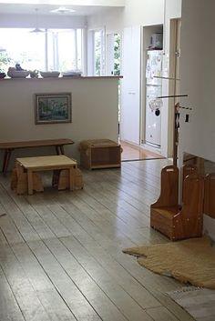 A Montessori Home: toddler