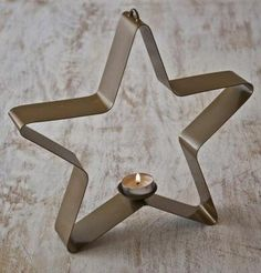 Candle holder STAR, Price: 4.05 Euro Handmade. Dimensions: 19x5x19 sm. Weight 0.10 kg.Designed for tea candles.  Shop online at: www.alwayservice.eu Wrought Iron Candle Holders, Tea Candles, Euro, Symbols, Stars, Shop, Handmade, Porta Velas, Wrought Iron Chandeliers