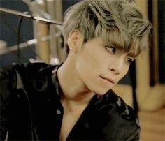 you sexy dino puppy #Jonghyun