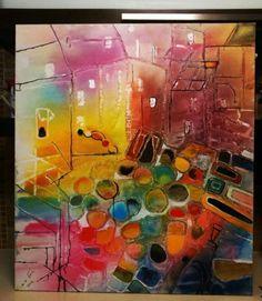 המומלצים של אורית - המלצות על הופעות ואמנים - רחל ביבי-ציירת
