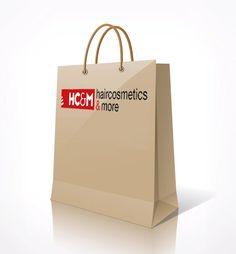 HC&M Paper Shopping Bag.