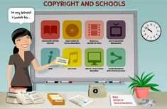 Copyright and Schools - a fantastic resource where teachers can find clear and relevant information on a range of copyright material for use in schools. The website allows schools to check the copyright permissions they need for a variety of activities in their school environment.