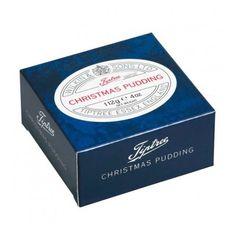 Christmas Pudding tradicional inglés hecho con ingredientes como brandy francés o mermelada Tawny. Marca Tiptree.