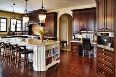 What a lovely kitchen!