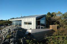 Cabin Dahl. Architects: Jarmund/Vigsnæs Arkitekter AS.