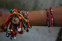 Jewelry from Nasimiyu.