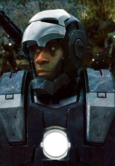War Machine (Iron Man 2, 2010)